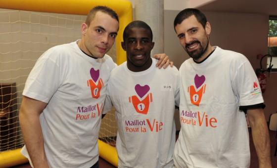 Maillot pour la Vie 2010